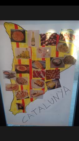 Aprenem de Catalunya amb els 'menjars del món'