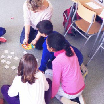 Extraescolar d'anglès: Jocs cooperatius
