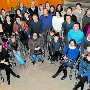 Donació cadira de rodes