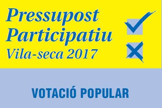 PRESSUPOSTOS PARTICIPATIUS VILA-SECA