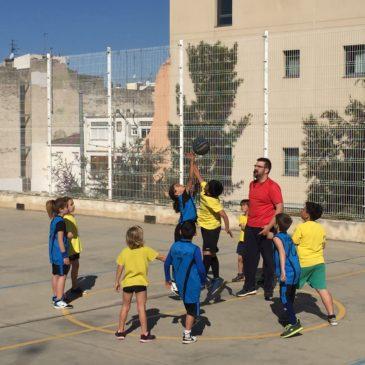 Bàsquet: Saavedra Tarragona vs La Canaleta