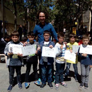 Festival escolar d'escacs