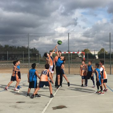 Bàsquet (Fase prèvia J1): AFA Escola La Canaleta VS AMPA Teresianes-Arrabassada