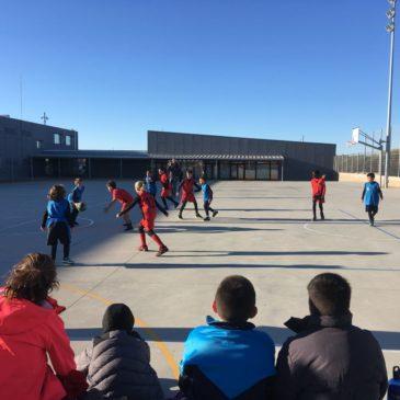 Bàsquet (Fase prèvia J4): AFA Escola La Canaleta VS UMPA Pau Delclos